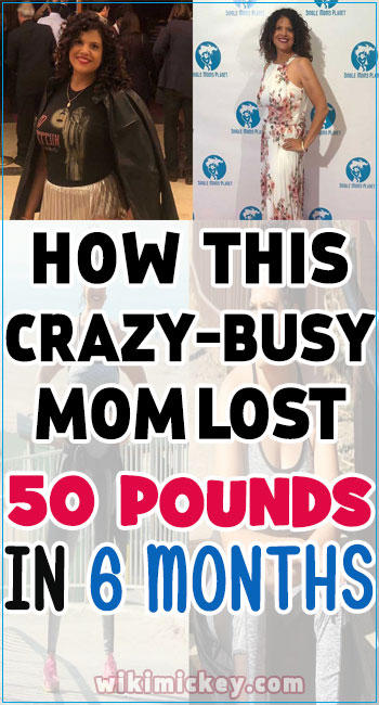 How This Crazy-Busy Mom Lost 50 Pounds in 6 Months 4