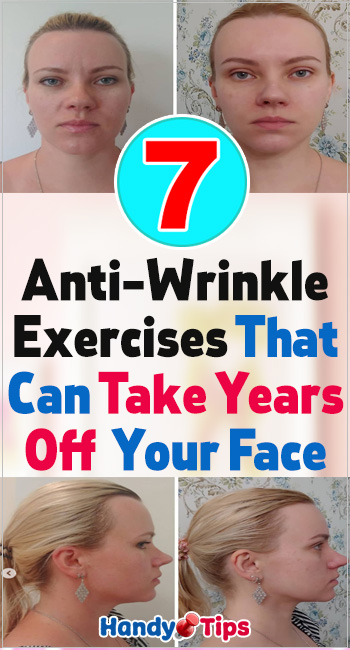 7 Anti-Wrinkle Exercises That Can Take Years Off Your Face 10