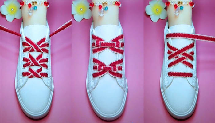 detailed images buy popular no sale tax 20 Creative ways to tie shoelaces! | Social Useful Stuff - Handy Tips