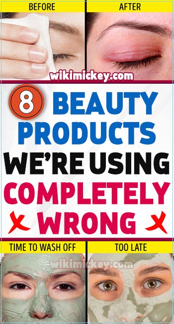8 Beauty Products We're Using Completely Wrong 10