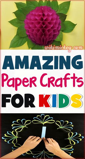 Creative paper craft ideas! 2