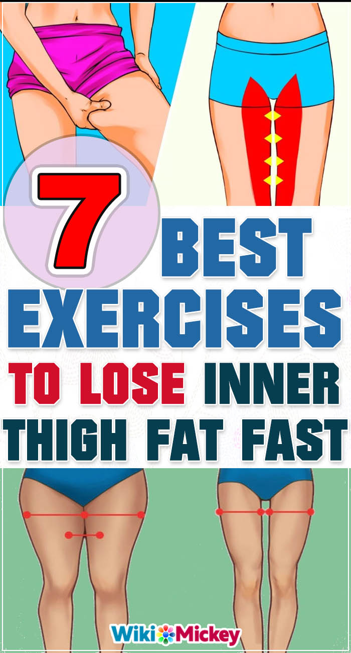 7 Best Exercises to Lose Inner Thigh Fat Fast 2