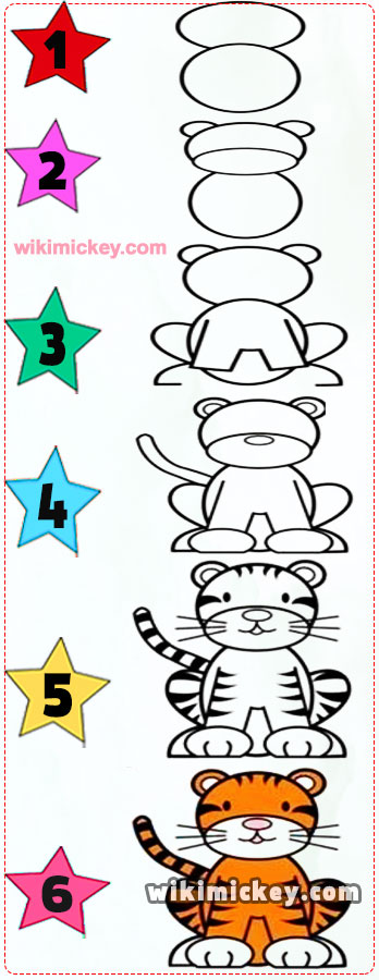 easy drawing ideas for kids easy draw cat kedi kolay çizim chat