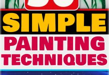 30 Simple Painting Techniques! 2