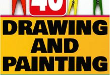 40 Awesome Drawing and Painting Tricks! 2