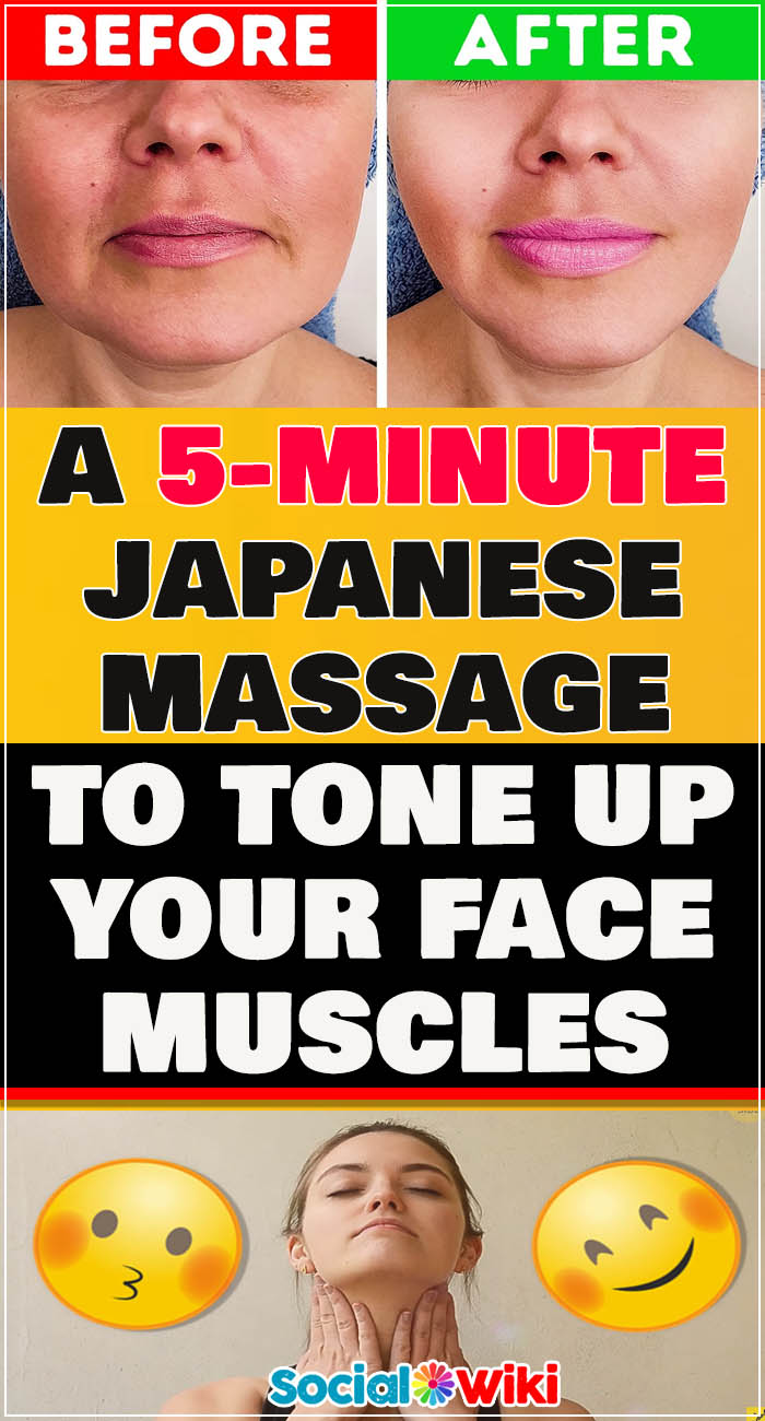 A 5-Minute Japanese Korugi Massage to Tone Up Your Face Muscles 2