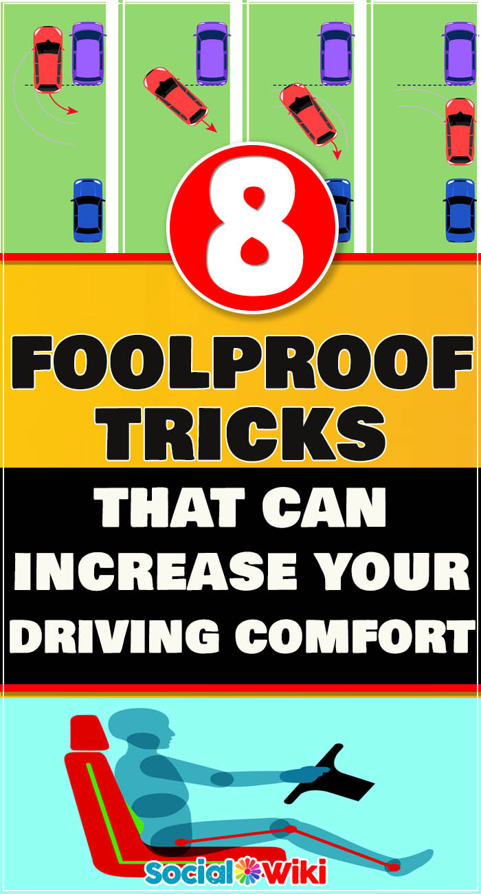 8 Foolproof Tricks That Can Increase Your Driving Comfort 9