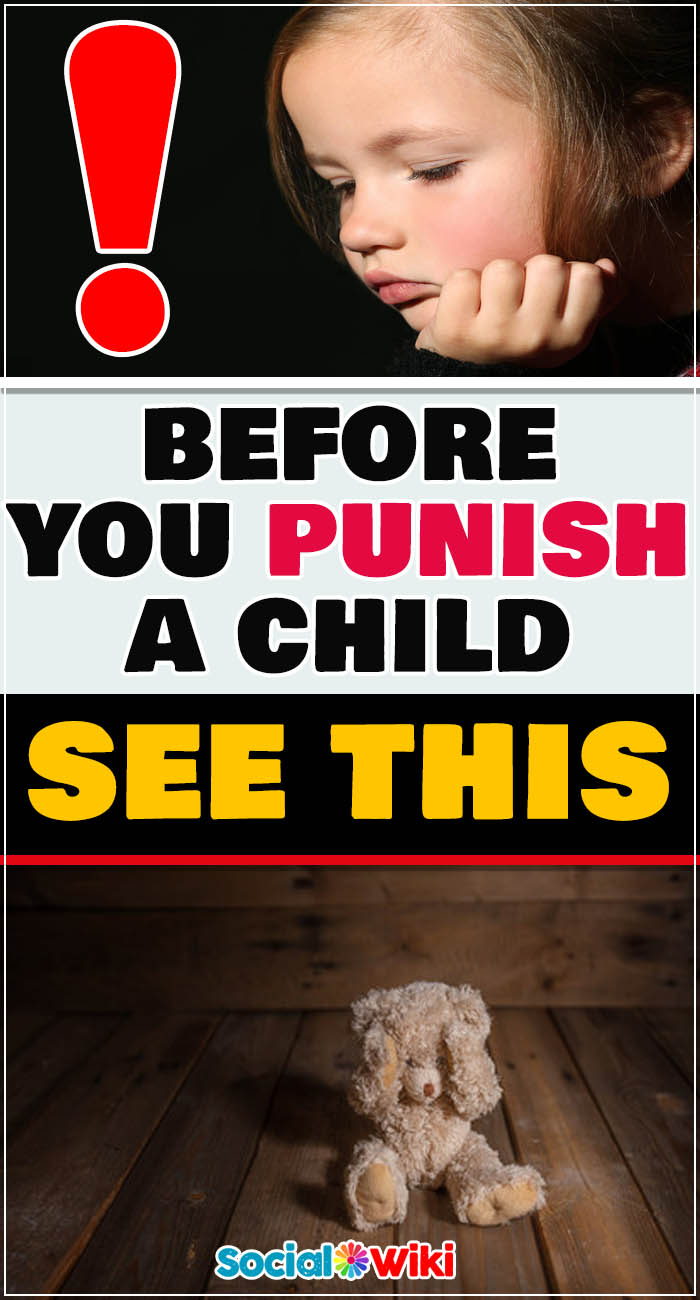 Before you punish a child see this! 1