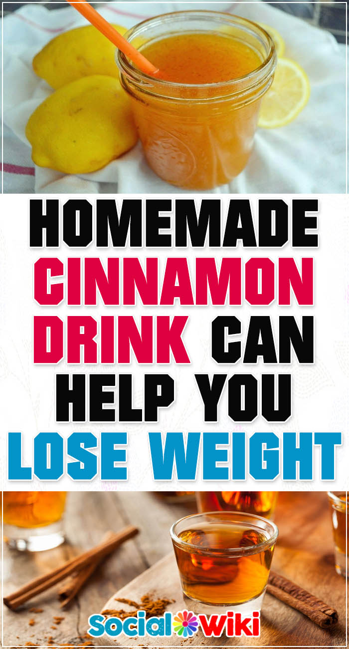 Homemade cinnamon drink can help you lose weight 3