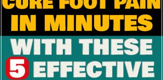 Cure foot pain in minutes with these 5 effective exercises 5