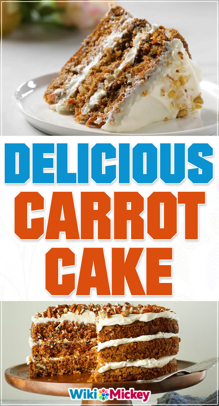 Delicious Carrot Cake 3