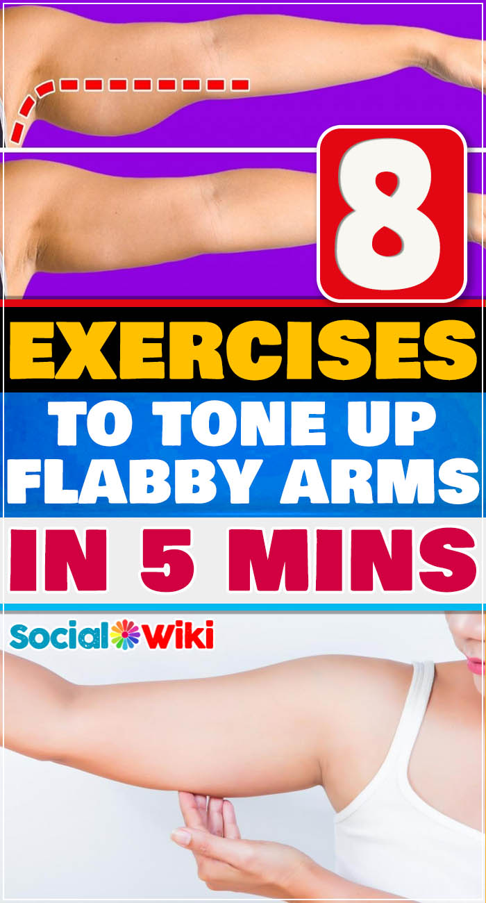 8 Exercises to Tone Up Flabby Arms in 5 Minutes 10