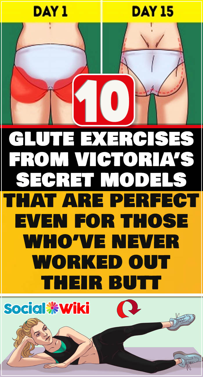 10 Glute Exercises From Victoria's Secret Models 12