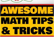 Awesome Math Tricks 2