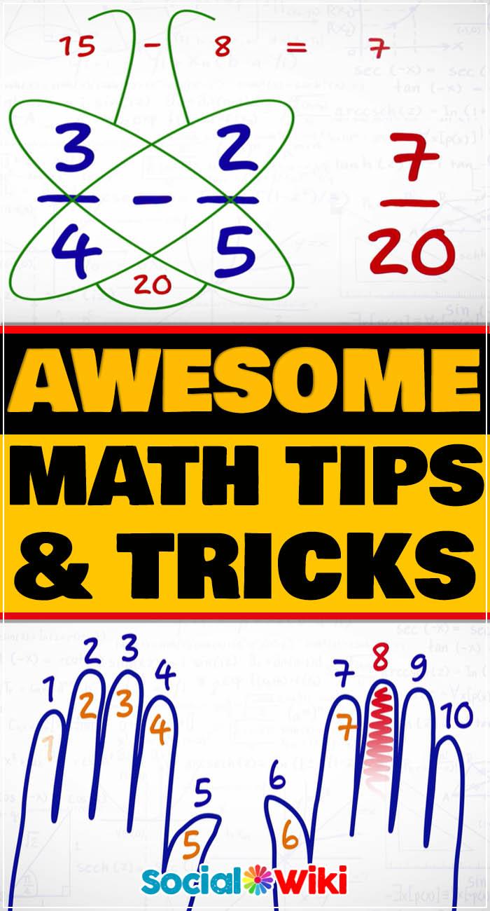 Awesome Math Tricks 2