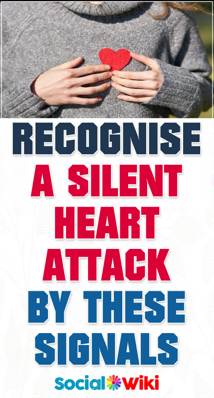Recognise a silent heart attack by these signals 1