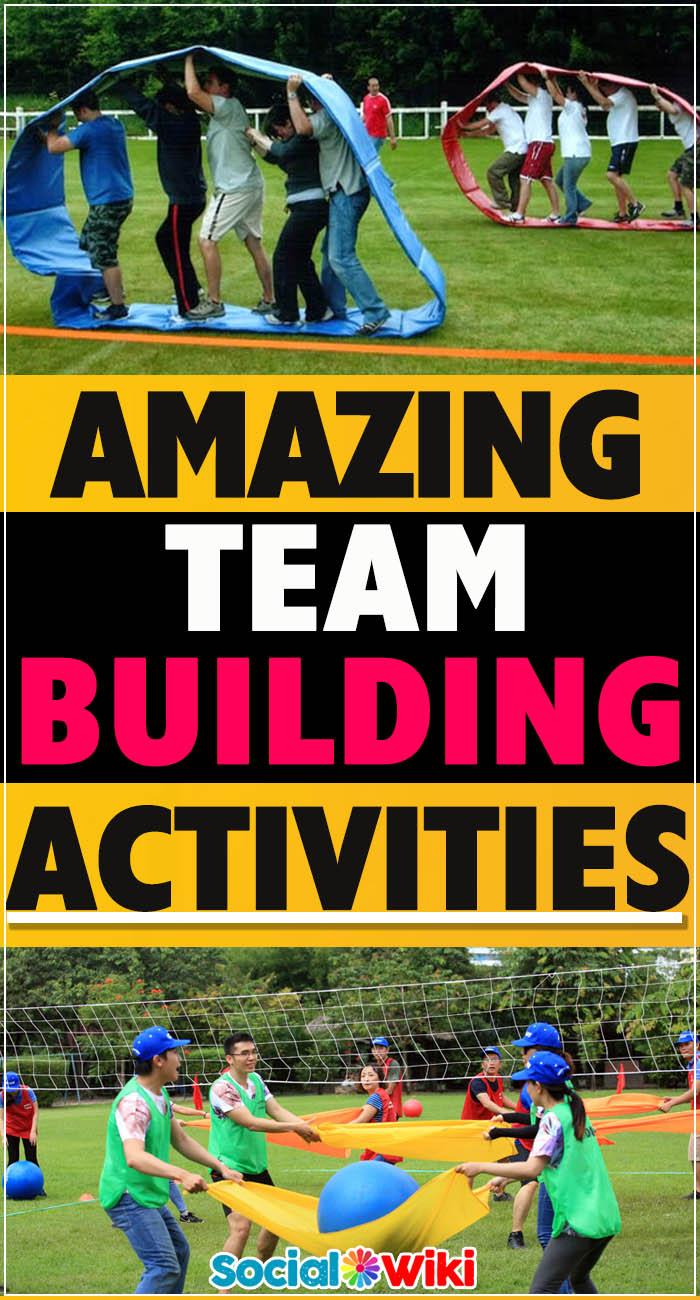 Amazing Team Building Games & Activities 1