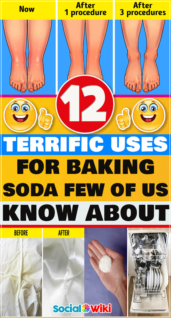 12 Terrific Uses for Baking Soda Few of Us Know About 1