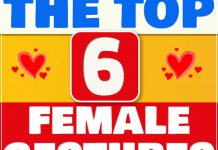 The top 6 female gestures that drive all men crazy 5